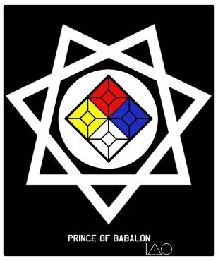 Prince of Babalon (2013) - An Archangel of Earth