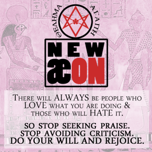 New Aeon: Do your Will and Rejoice (2014)