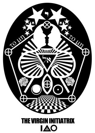 The Virgin Initiatrix (2014) - Atu II