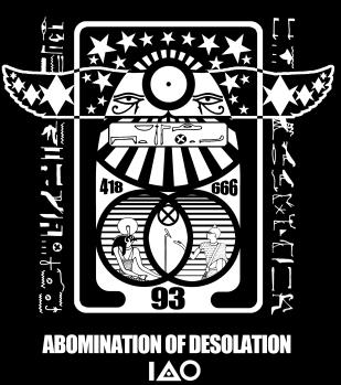 Abomination of Desolation (2014) - Atu XX
