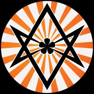 IAO131 - Hexagram Sunburst (2013)