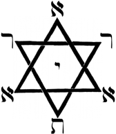 ARARITA arranged on the Hexagram